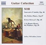Souvenirs d'amitié, op.46 / Six petites pièces,op.47