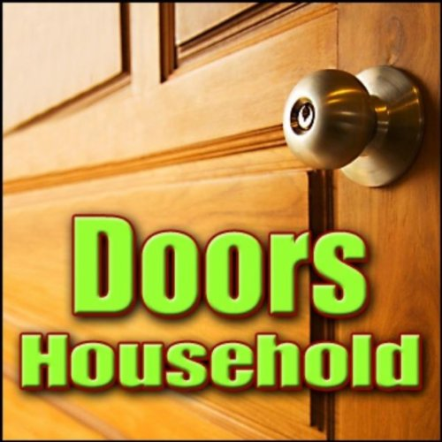 Hard-panel (Door, Knock - Old Wooden Door with Glass Panel: Hard Knock, Reverberant, Door Crashes, Kicks & Hits, Wood Doors & Gates)