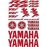 Adhesivo Stickers Yamaha R6Ref: moto-162