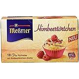 Meßmer Himbeertörtchen, 18 Beutel, 40.5 g