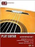 Play Guitar 1 (englisch): Guitar Method Part 1 incl. CD
