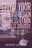 Grow Your Website Design Business: Learn Pinterest Strategy: How to Increase Blog Subscribers, Make More Sales, Design Pins, Automate & Get Website Traffic for Free