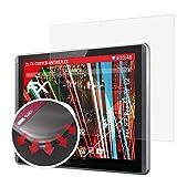atFolix Schutzfolie passend für HP Pro Slate 12 Folie, entspiegelnde & Flexible FX Bildschirmschutzfolie (2X)