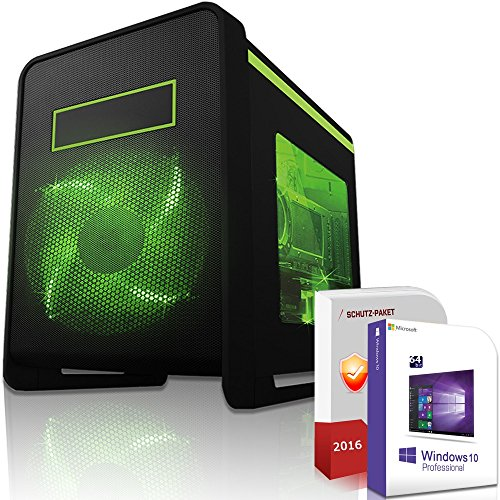 Win 10 PC Komplett System 1 TB 120 GB SSD Intel i7 6700K 4x4.2 GHz 16 GB GTX 106