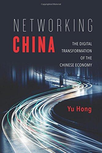 NETWORKING CHINA (Geopolitics of Information) por Yu Hong