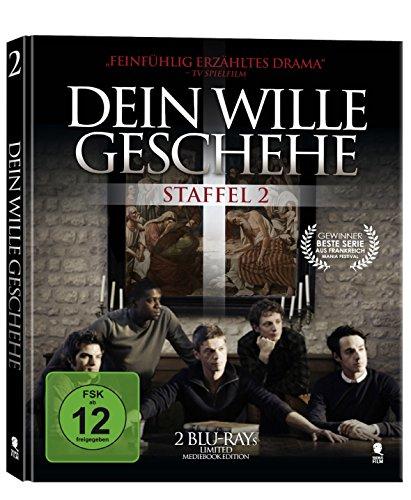 Dein Wille geschehe - Staffel 2 (limitiertes Mediabook mit 2 Blu-rays)