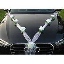 Suchergebnis Auf Amazonde Für Autoschmuck Hochzeit Blumen