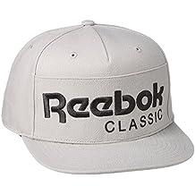 Reebok Cl Foundation Cap Gorra, niños, Gris (grpumg), ...