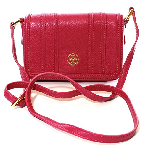 Tory Burch , Damen Umhängetasche rosa Wildflower