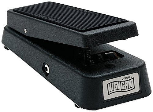 Dunlop Cry Baby High Gain volume GCB80 black