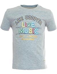 Lee Cooper Camiseta Mangas cortas Niños Live Music