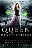Queen of Destruction: A Dark Sleeping Beauty Retelling (Queen of Extinction Trilogy Book 2)