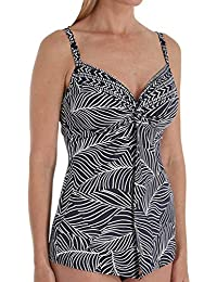 c37ae3b50c Miraclesuit Swimwear Lush Lanai Love Knot Sweetheart Neckline Underwire Bra  Full Bust Support Tankini Bathing Suit