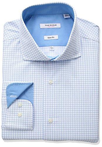Isaac Mizrahi da uomo   camicia per completo Teal