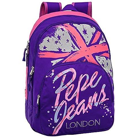 Sac A Main Pepe Jeans En Cuir - Pepe Jeans - Sac à dos scolaire