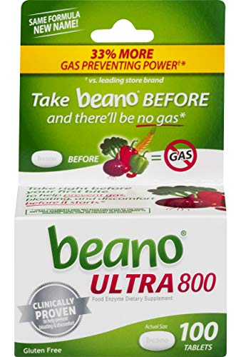 Beano Tablets, 100 Count - 100 Ct-tab