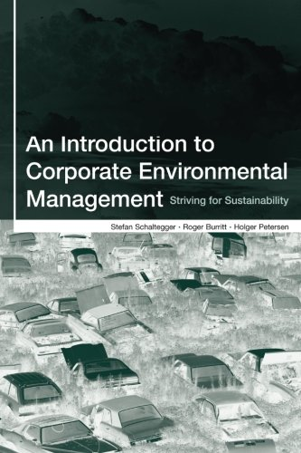 An Introduction to Corporate Environmental Management: Striving for Sustainability