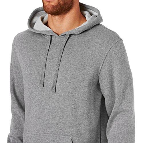 Herren Kapuzenpullover Element 92 Ho Fleece Hoodie Grey Heather