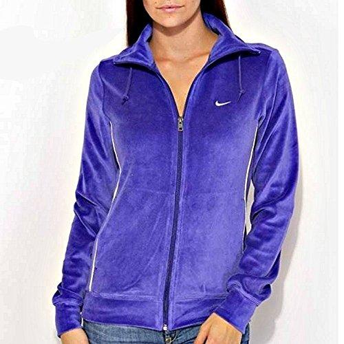 Athletische Damen-Velourjacke von Nike –Large  - Track Jacket Nike Frauen