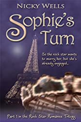 Sophie's Turn (Part 1 in the Rock Star Romance Trilogy)
