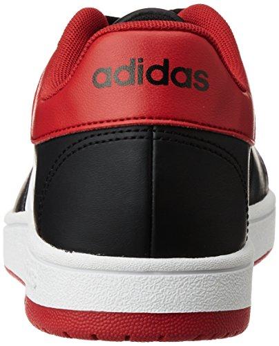 Adidas Hoops Weiß Vs schwarz schwarz Hoops Adidas ROT Ftwr Hallenschuhe Herren Core ... 2f8db5