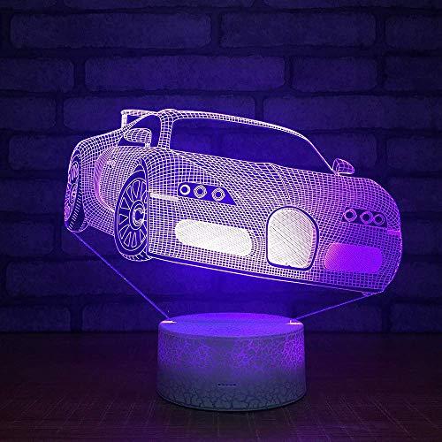 Neuwagen Nachtlichter Acryl Bunte Led Lichter Desktop Dekorative Led Nachtlicht Kinderzimmer Led Kinder Lampe Schlafzimmer Lichter