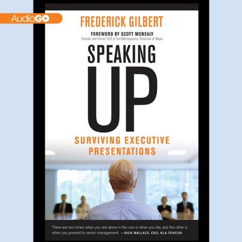 Speaking Up  Audiolibri
