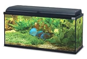 Aquatlantis - Aquarium Aquadream 80 - Noir