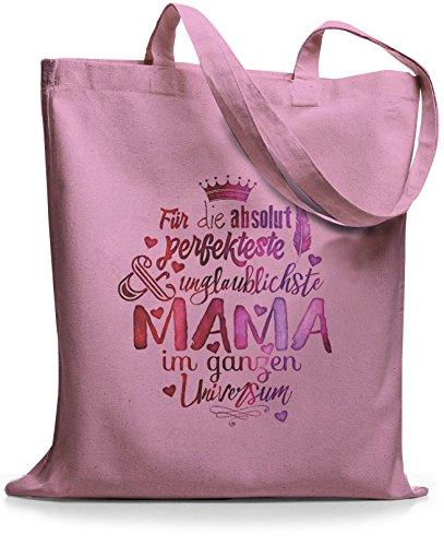 Stylobags Borsa / Borsa Di Juta Per La Mamma Assolutamente Perfetta Rosa