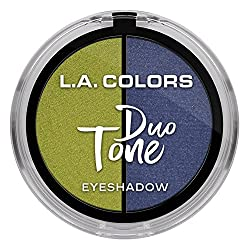 L.A. Colors Duo Tone Eyeshadow, Escape, 4.5g