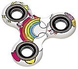 Einhorn Fidget Spinner, Unicorn Hand Spinner, Finger Spinner für Erwachsene und Kinder