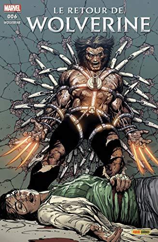 Wolverine (fresh start) Nº6 par Charles Soule