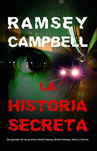 La historia secreta/ Secret Story Cover Image