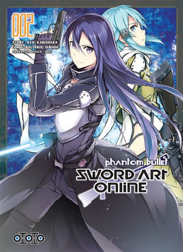 Sword Art Online : Phantom Bullet Edition simple Tome 2