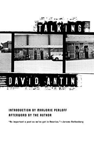 Talking (American Literature (Dalkey Archive)) por David Antin