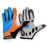 meteor Gants Full fx11 pour le cyclisme VTT Road Race Downhill Randonnée et d'autres sports Unisexe (XL)
