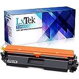 LxTek Kompatibel Toner (MIT CHIP) 17A CF217A Ersatz für HP 17A CF217A (1600 Seiten) für HP Laserjet Pro M102W M130nw M130fn M130fw M102a M130a (1 Schwarz)