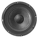 (W-088) Woofer Universale Altoparlante da 8' 20/21 Cm (Dimens. Standard)150 W max. 8 ohm, Ricambio per Casse Acustiche hi-fi casa Amplificate/Passive Woofer SubWoofer x auto