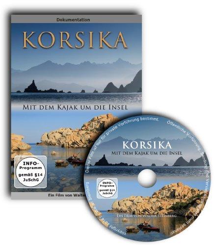 Korsika - Mit dem Kajak um die Insel