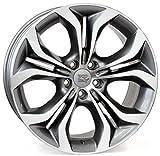 WSP ITALY Alufelgen für BMW, 20 Zoll 11.0X20 5X120 Et 37 74.1 W674