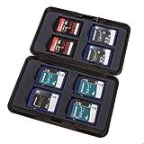 7dayshop Aluminium Memory Card Case for all SD, SDHC and SDXC Memory Cards