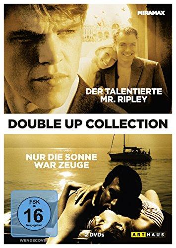 Bild von Double Up Collection: Der talentierte Mr. Ripley / Nur die Sonne war Zeuge [2 DVDs]