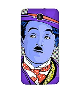 Charlie Chaplin Art Huawei Honour 6 Plus Case