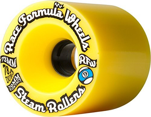 sector-9-race-steam-roller-73mm-78a-yellow-center-set-skate-wheels-by-sector-9