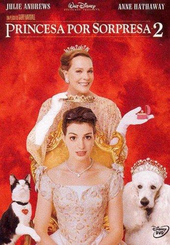 Princesa Por Sorpresa 2 [DVD]