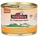 Sano, verwoehn pacchetto per cani Demeter Bio pura Snack Di Terra
