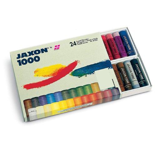 Jaxon 47324 Pastell Ölkreiden, 24er Pack