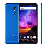 Vernee M6 Smartphone 4G Android 7.0 4GB + 64GB 16MP + 13 MP 18: 9 5,7 pollici HD + Display MT6750 Octa Core 3300mAh