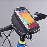 tofern Fahrrad Lenkertasche Telefon Halter-Touch Telefon Tasche iPhone Samsung LG Sony HTC mit-4~ 14,5cm Buckle Edition L, 5~5.7 inch