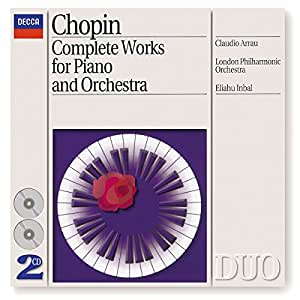 Complete works for Piano and Orchestra